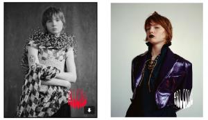 La naturalidad y la inocencia invaden la campaña de la nueva colección de Palomo Spain