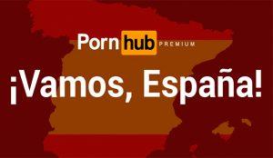 Pornhub regala a los españoles porno gratis de sus contenidos premium por el coronavirus