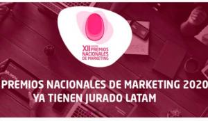 La Lista Larga de los Premios Nacionales de Marketing ya está disponible
