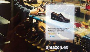 Amazon se convierte en un soplo de aire fresco para las pymes españolas