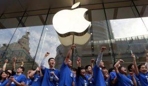 Apple se suma a China en la superación del coronavirus con la reapertura de sus 42 tiendas