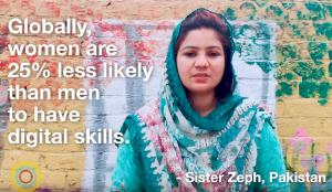#SheTransformsTech, la campaña que busca acabar con la desigualdad de género en el mundo tecnológico