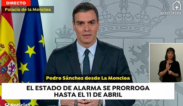 35 millones de españoles se han sentado diariamente frente a la televisión durante el segundo fin de semana de cuarentena