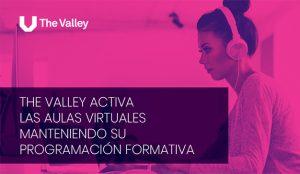 Tecnología para seguir con los programas de formación tras el cierre del sistema educativo en Madrid
