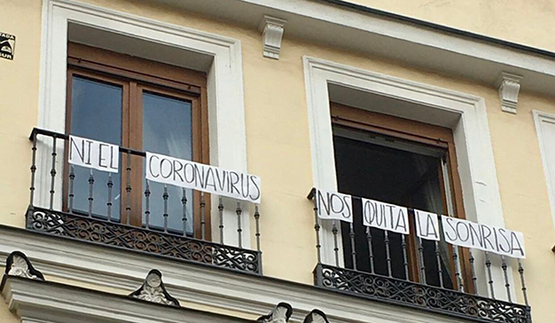 vecinos cuarentena