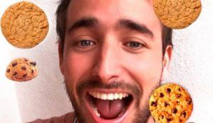 Chips Ahoy! lanza su propio videojuego a través de los filtros de Instagram