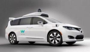 Waymo ofrecerá su servicio de transporte sin conductor durante la pandemia