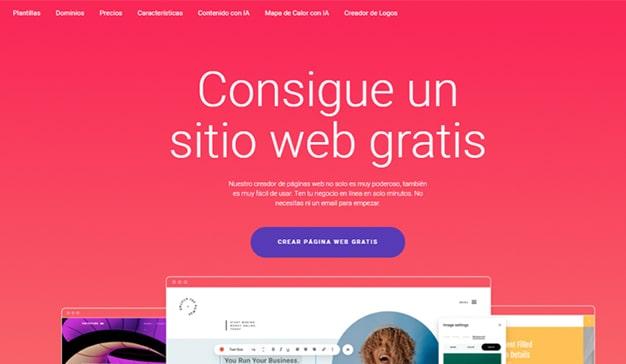 Zyro: el nuevo creador de páginas web con IA