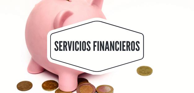 servicios financieros coronavirus