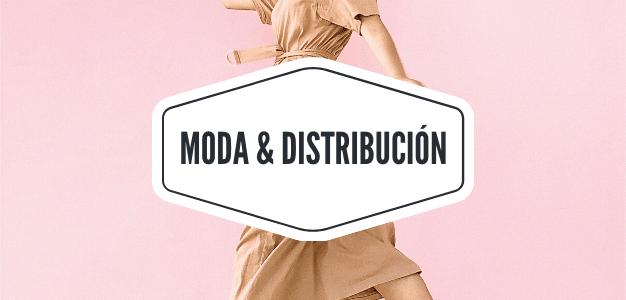 moda y distribución