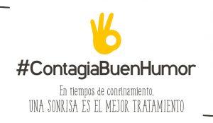 Cruz Roja lanza la iniciativa solidaria #ContagiaBuenHumor