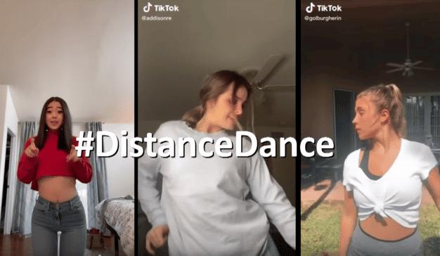 #distancedance