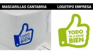 Esta empresa manifiesta que el gobierno de Cantabria le ha plagiado su logo para incluirlo en sus