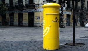 Correos gestiona una media de 5,5 millones de envíos cada día
