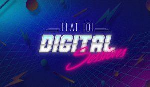 Digital Sessions, el evento online de Flat 101 que viene a aportar contenido de valor