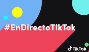 TikTok estrena nuevos vídeos tutoriales en directo con #EnDirectoTikTok