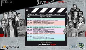 MarketingDirecto.com celebra su segundo evento online: #GameON