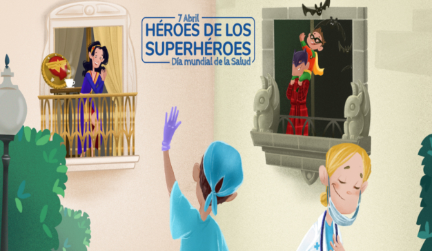 Héroes de Superhéroes (1)