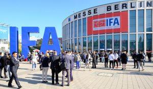 La feria de tecnología IFA 2020 de Berlín adaptará su formato por la crisis sanitaria