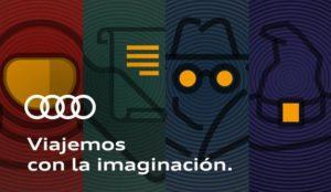 Audi fomenta la lectura durante el confinamiento con la campaña