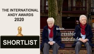 LLYC, única agencia española nominada en los ANDY Awards