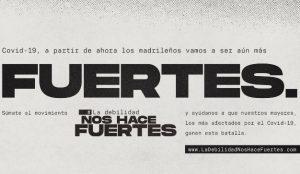 Los empleados de Tangoº lanzan la campaña de crowdfunding #LaDebilidadNosHaceFuertes