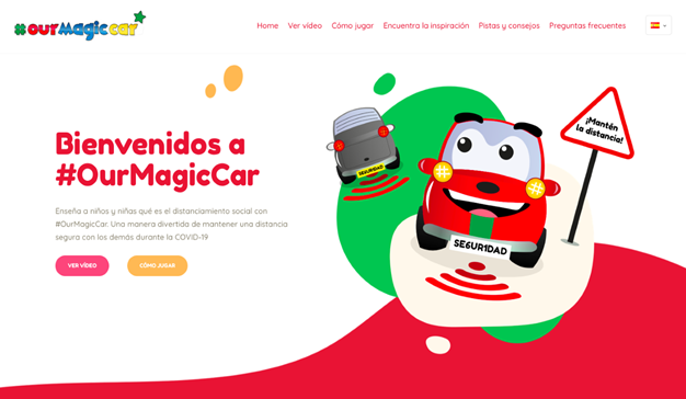 OurMagicCar