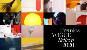 Vogue presenta, a distancia, sus Premios Vogue Belleza 2020