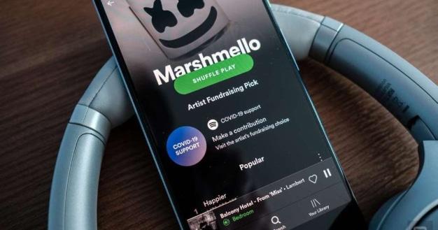 Spotify nueva funcionalidad