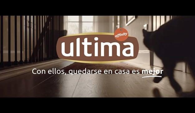 Ultima de Affinity y DDB lanzan una campaña para agradecer el apoyo de los animales de compañía durante el confinamiento