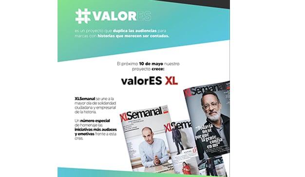 Vocento llama a sus lectores a batir todo un récord en ValorES XL