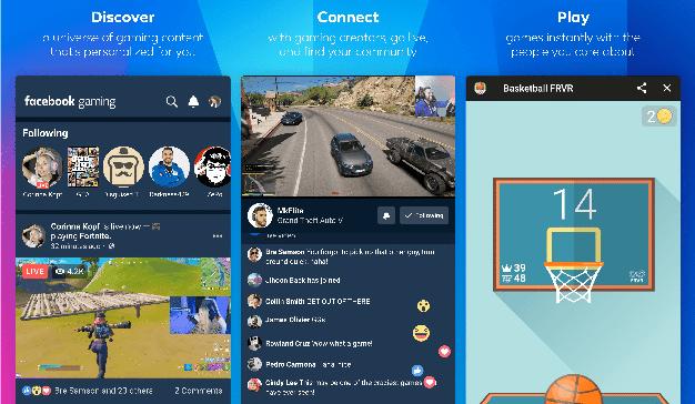 Facebook apuesta por los videojuegos y lanza su app para gaming