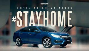 Honda presenta un anuncio durante esta cuarentena con un final inesperado