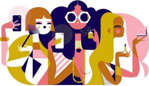 A la hora de comprar los jóvenes bailan el agua a sus amigos y no tanto a los influencers