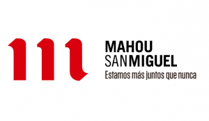 Mahou San Miguel transforma su logo para recordar la importancia del distanciamiento social