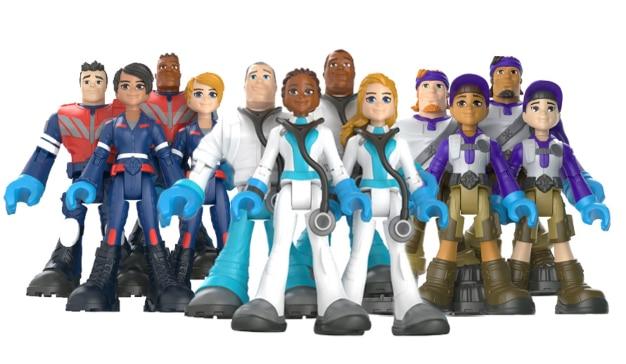 Mattel lanza una nueva línea de juguetes en conmemoración de los profesionales que trabajan durante la pandemia