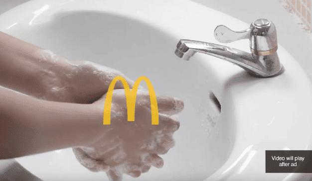 McDonald's pre-roll