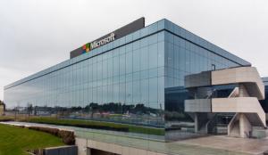 El beneficio de Microsoft aumenta un 22% en el primer trimestre del año