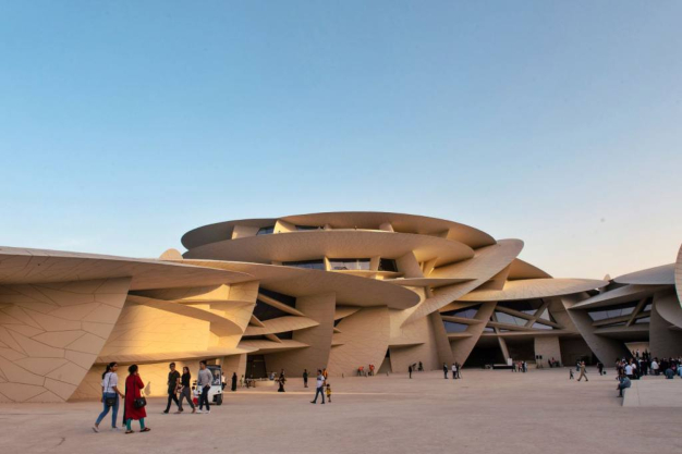 museos rosa qatar