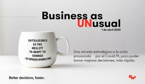Business as UNusual, una mirada a las implicaciones de la crisis provocada por el Covid-19