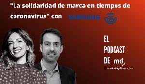 La solidaridad de marcas como Correos y Samsung en tiempos de coronavirus