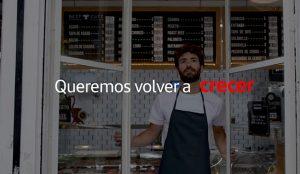 Santander lanza una campaña para promocionar su oferta de líneas ICO para empresas