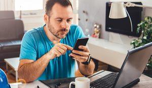 Fichar a través de una app, la opción más factible cuando trabajamos en remoto