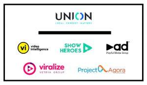 Nace Union, la nueva plataforma de vídeo para EMEA con sede en Londres