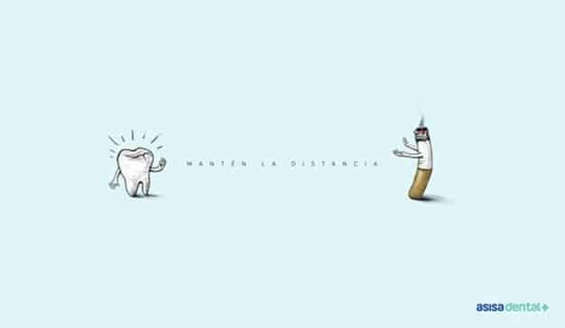 Asisa Dental adapta la distancia de seguridad al cuidado bucodental