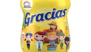 ColaCao crea un envase especial para dar las gracias a todos los héroes anónimos de la crisis sanitaria