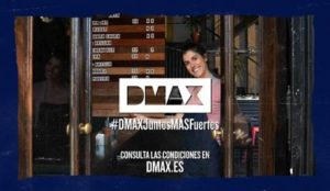DMAX cederá gratuitamente sus espacios publicitarios a pymes españolas que necesiten promocionarse durante la crisis sanitaria