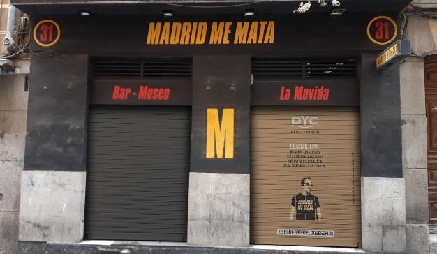 DYC APOYA A LA HOSTELERÍA - Madrid me Mata