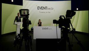 Nace EVENTlive, una nueva plataforma especializada en la creación de eventos híbridos y digitales
