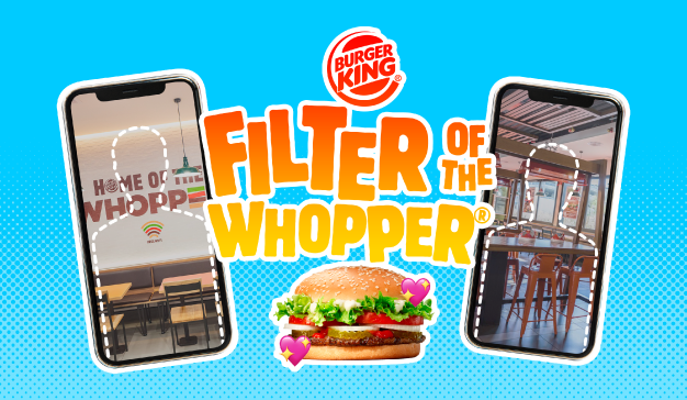 Filter of the Whopper